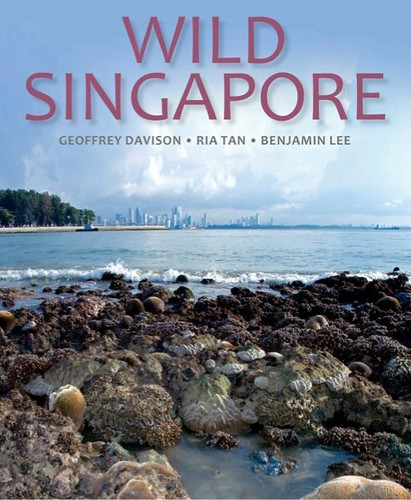 Wild Singapore, the book