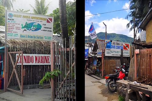 El Nido Marine Club, El Nido, Palawan