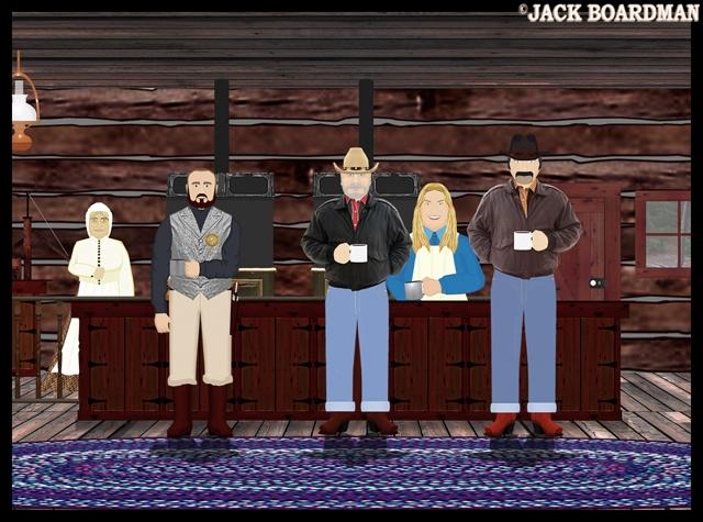 Boomer, you are alive ©2012 Jack Boardman