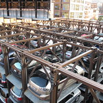 New York Vertical Parking Lot