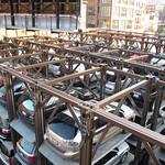 New York Vertical Parking Lot