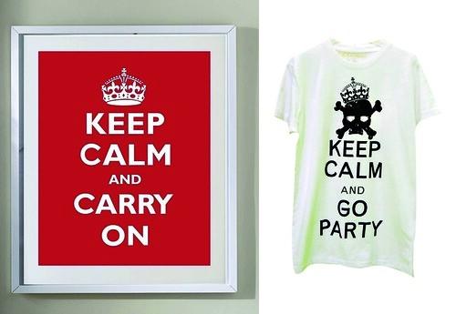 keep calm story