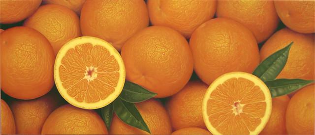 Un pò di arance