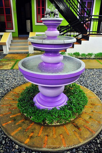 Purple Fountain Courtyard Inn, Puerto Princesa, Palawan