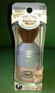 Physicians Formula Talc Free Mineral Wear Illuminating Veil