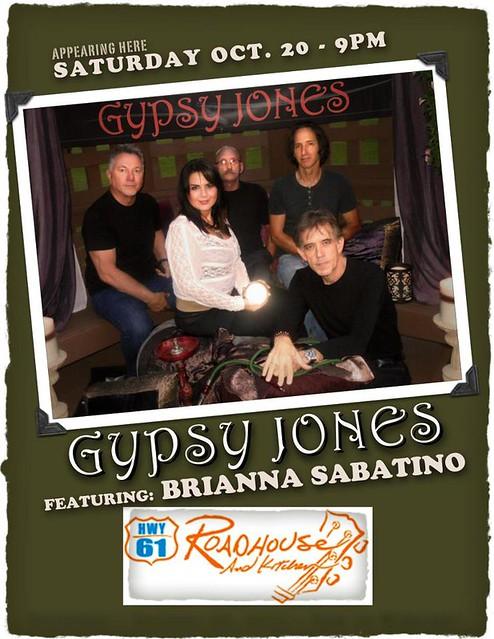 Gypsy Jones 10-20-12