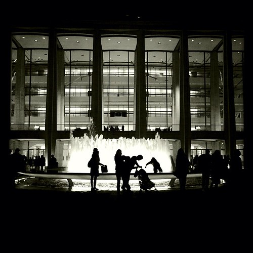 Lincoln Center by 24gotham