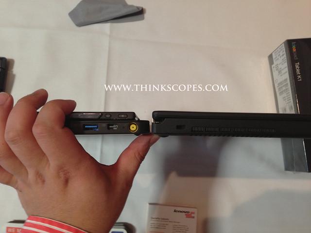 ThinkPad T430u versus ThinkPad Twist