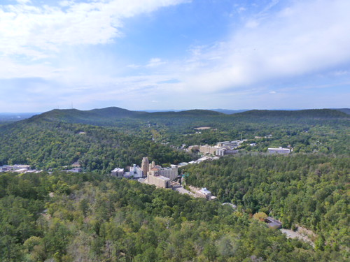 10-7-12 AR 57 - Hot Springs Mountain Tower