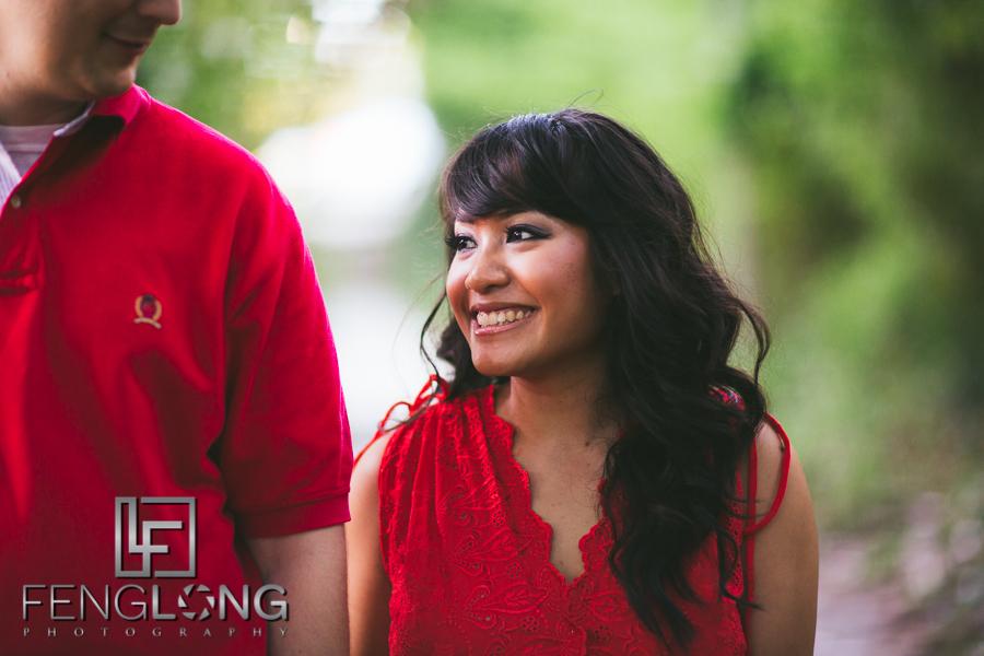 Rosanna & Doug's Engagement Session   University of Georgia   Atlanta Athens Cambodian Wedding Photographer