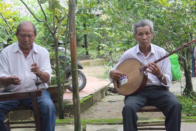 Vietnamese Musicians