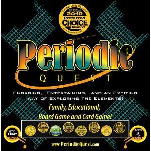 Periodic Quest