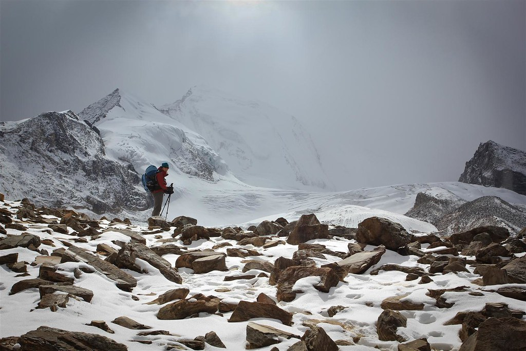 Near the Kagmara La, Dolpo, Shey Phoksundo NP, Nepal