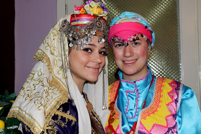 Catherine and Gizem