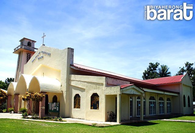 Immcaulate Concepcion Parish Madridejos Bantayan Island Cebu