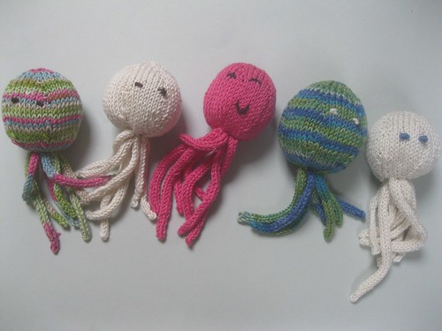 Mini Octokid family