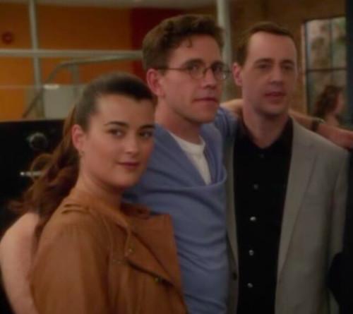 Ziva, Palmer and McGee