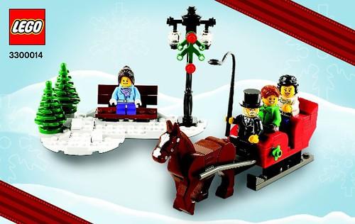 3300014 Limited Edition Holiday Set 2012 - instrukcja