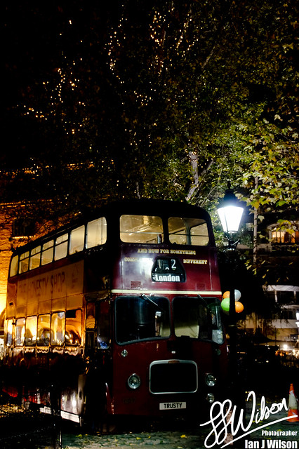 Trusty Routemaster – Daily Photo (22nd November 2012)