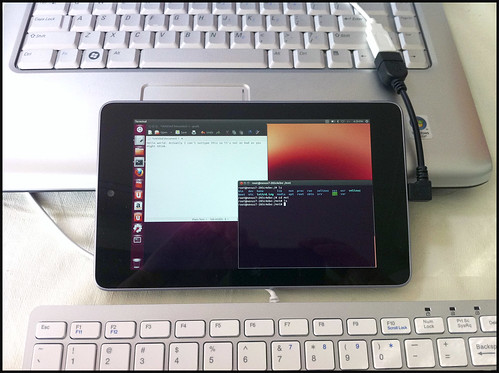 Installing Linux on Nexus 7