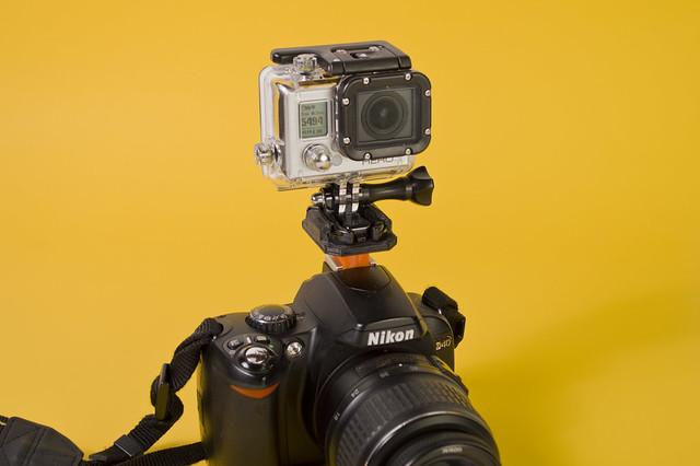 GoPro DSLR Mount