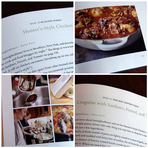 we made a cookbook. again.