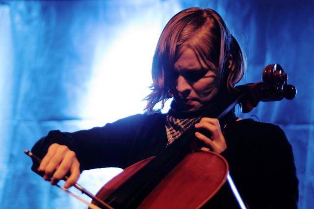 Hildur Gudnadottir at Touch 30