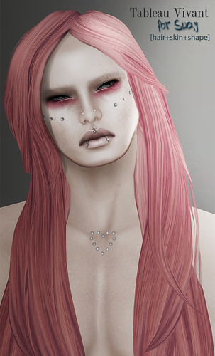 ~Tableau Vivant~ for Sway pink