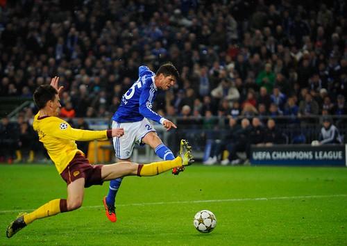 20121106_FC Schalke 04 - Arsenal FC