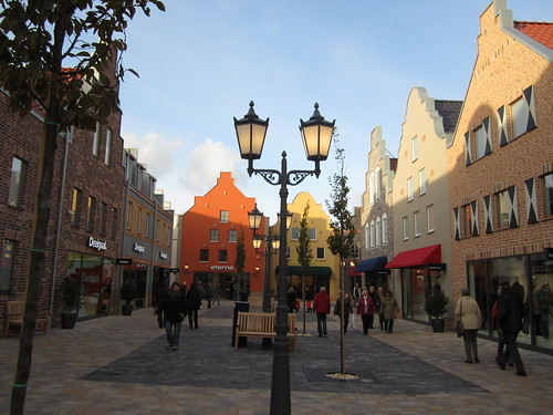Outlet centre Ochtrup