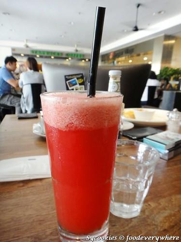 10.watermelon juice RM 10 @ Plan B