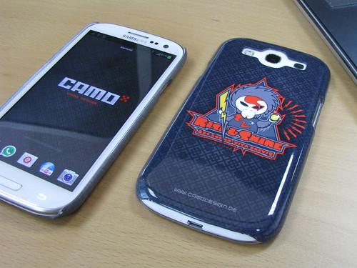 smartphone customs