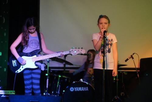 Girls Rock NC, Pinhook, Durham NC, 11/19/12