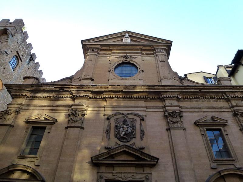 Florence - jour 3 - 075 - Piazza Santa Trinita