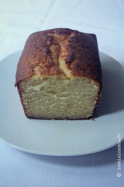 cake lait concenté