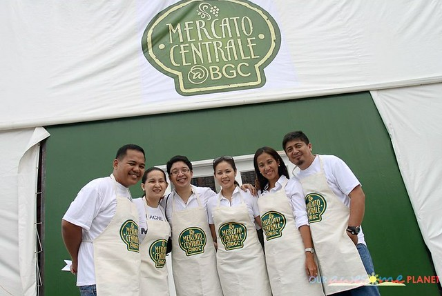 The Opening of Mercato Centrale