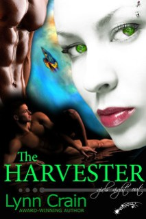 Guest Post with Lynn Crain author of The Harvester