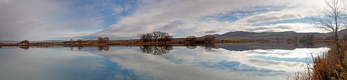 Ellensburg Pond Pano