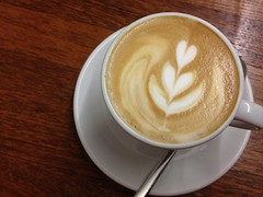 Flat White, Department of Coffee and Social Affairs, Leather Lane