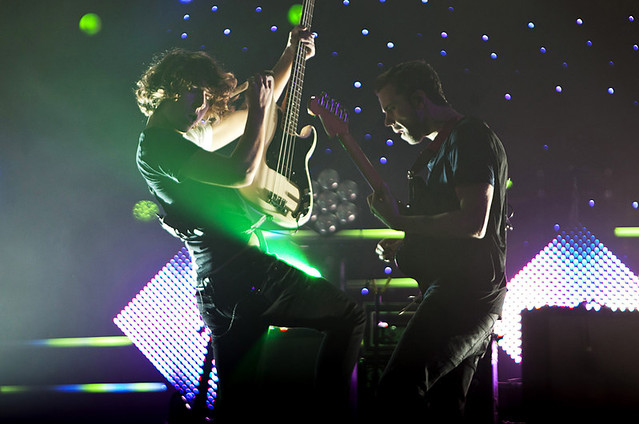 M83 @ Brixton Academy, London 08/11/12
