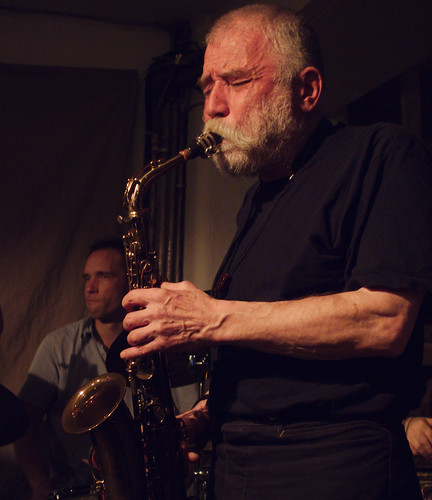 Peter Brötzmann Chicago Tentet 10.11.12