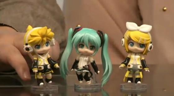 Nendoroid Petite Miku Rin Len Append set