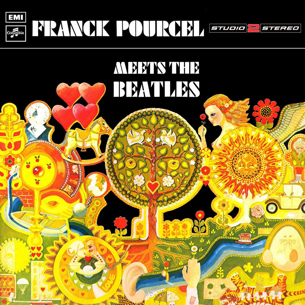 Franck Pourcel Meets The Beatles