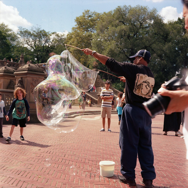 complexity of bubbles continues to perplex western man