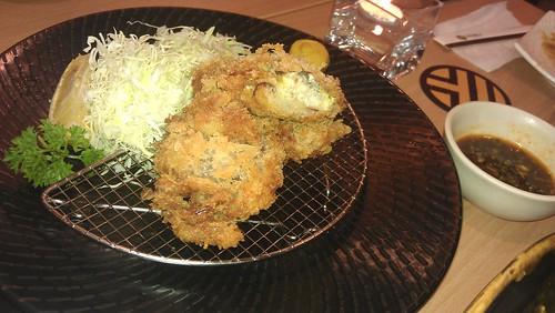 Soft Shell Crab Katsu Set