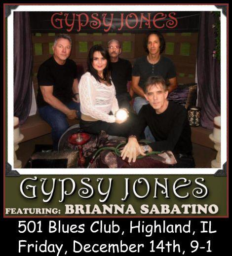 Gypsy Jones 12-14-12