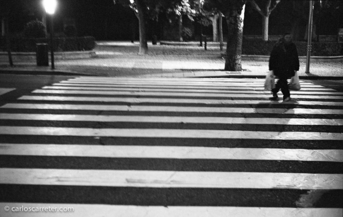 Paisajes urbanos nocturnos