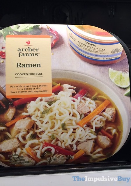 Archer Farms Ramen Cooked Noodles