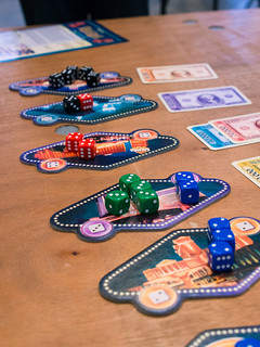 The dice of Vegas