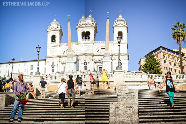 Piazza di spagna Spanish Steps When in Roma Day 1 | What to do and see in Rome in 48 hours | Travel Photography